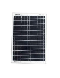 Panel Solar Policristalino 20W - Vista frontal