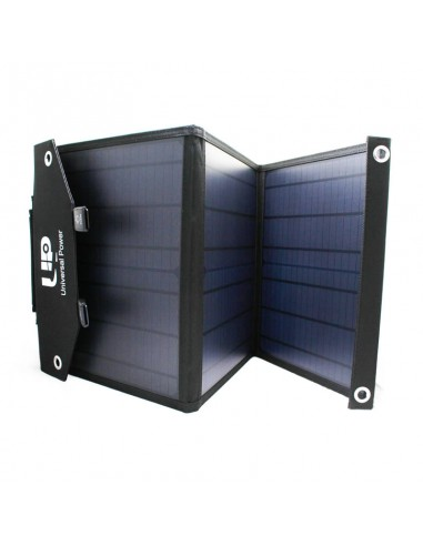 Panel Solar Plegable 40W - Vista Plegado