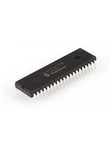 microcontrolador microchip pic16f877a-i/p