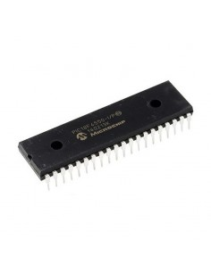 micrcontrolador microchip pic18F4550-i/p