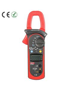 Pinza Amperimetrica AC DC / Temperatura y Capacitancia UT204A Imagen Frontal