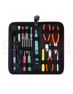 Imagen Kit de herramienta para electrónica ZD-905