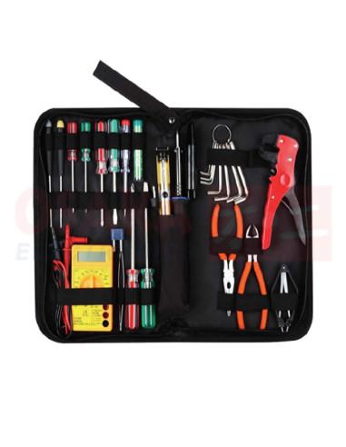 Imagen del Kit de herramienta para electrónica ZD-907