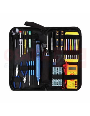 Imagen Kit de herramienta para electrónica ZD-967 - vista principal