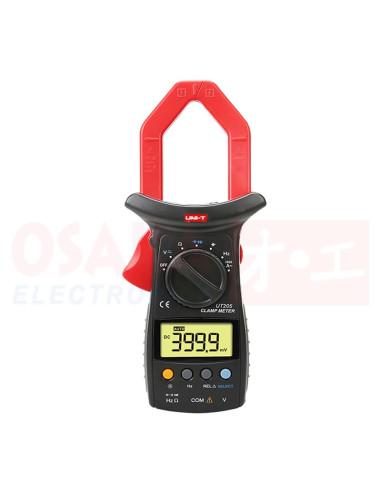 Pinza amperimétrica UT205 - vista principal