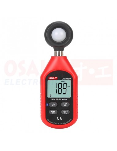Mini Fotómetro Luxómetro UT383BT Bluetooth® - vista principal
