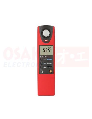Fotómetro Luxómetro USB UT382 - vista principal