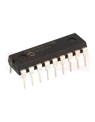 PIC16F818-I/P Microcontrolador Microchip - vista principal