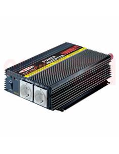 Inversor de Voltaje 12V 1000W Paco - vista principal