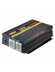 Inversor de Voltaje 12V 1500W Paco - vista principal