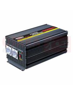 Inversor de Voltaje 12V 4000W Paco - vista principal