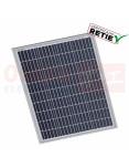 Panel Solar Policristalino 100W SF-6P100 - vista frontal