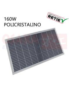 Panel Solar Policristalino 160W SF-6P160 - vista principal