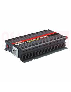 Inversor de voltaje con cargador 12V 800W Paco - vista principal