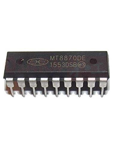 Circuito integrado MT8870DE - vista principal
