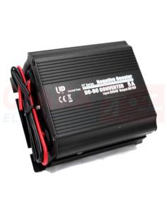 Convertidor DC reductor 24V a 12V 5A - vista principal
