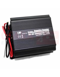Convertidor DC reductor 24V a 12V 10A - vista principal