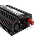Convertidor DC reductor 24V a 12V 60A - vista terminales salida