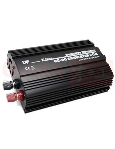 Convertidor DC reductor 24V a 12V 60A - vista principal