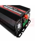 Inversor de Voltaje Onda Seno 12V 1000W - vista fusibles externos