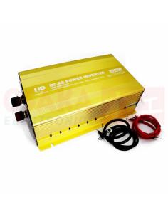 Inversor de Voltaje Onda Seno 12V 3000W - vista principal