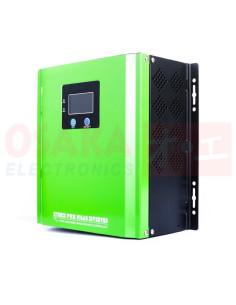 Inversor de Voltaje Con Cargador Onda Seno 12V 500W - vista principal