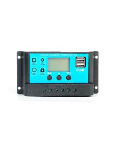 Controlador Solar 12/24V...