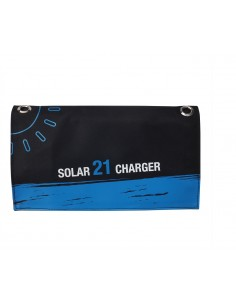 Panel Solar Plegable 21W - Vista Cargador
