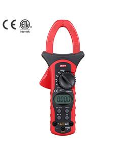 Pinza Amperimétrica Digital AC 1000A UT206A Imagen Frontal