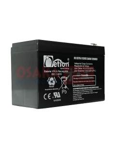 Bateria AGM 12V 7.5Ah