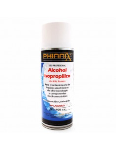 Alcohol Isopropilico 400cc...