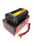 Imagen de Inversor de Voltaje 12V 1000W Universal Power con empaque y cables