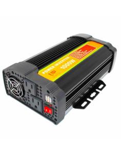 Imagen de Inversor de Voltaje 12V 1000W Universal Power - vista perspectiva