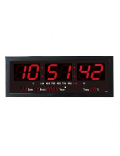 Reloj digital de pared LED...