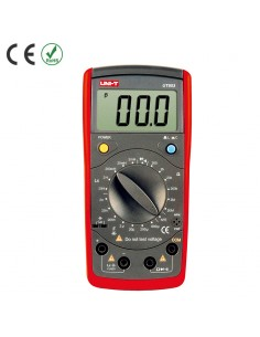 Capacimetro medidor...