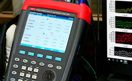 ¿Cómo funciona un analizador de redes eléctricas?